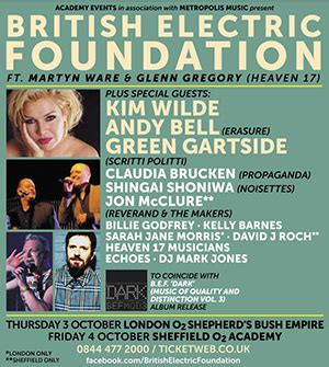 a s birth empire s foundation volume 3 books electric foundation confirm rescheduled line up