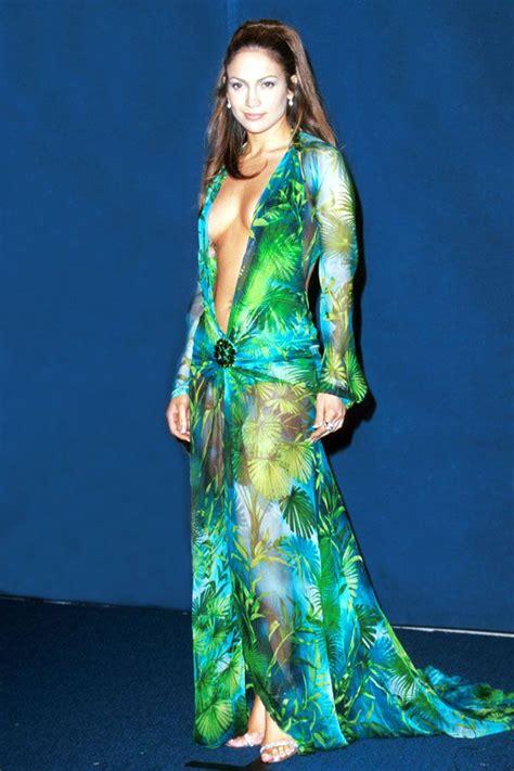 What Do You Think Of Jlos Triathlon by Grammys Versace Dress Geri Halliwell