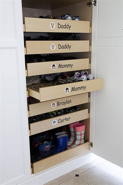 space saving shoe storage ideas 10 smart and space saving shoe storage ideas