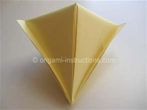 How To Make A Paper Snapper - origami tutorial origami handmade