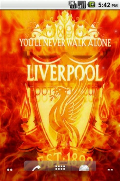 themes android liverpool liverpool fc live wallpaper hd app for android