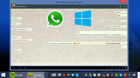 tutorial whatsapp para pc como usar o whatsapp no pc com o bluestacks app player