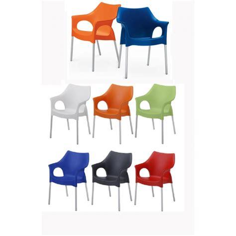 sedie in alluminio per bar sedia con braccioli esterno economica sedie colorate per