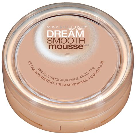 Maybelline Smooth upc 041554227185 maybelline new york smooth mousse foundation beige 250 0 49 oz