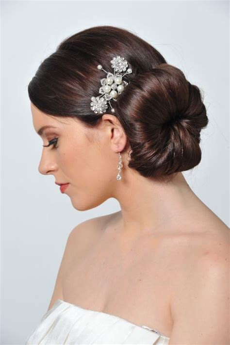 Wedding Hairstyles With Jewelry by Wedding Hair Accessories Hairstyles