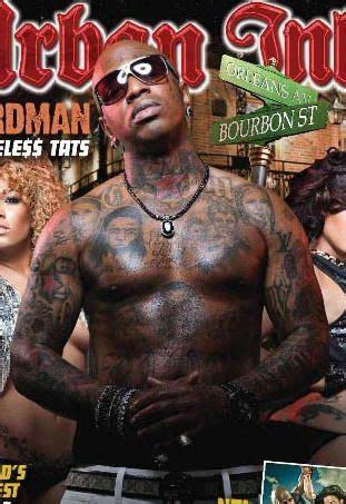 birdman rapper tattoos birdman rapper tattoos tattoos