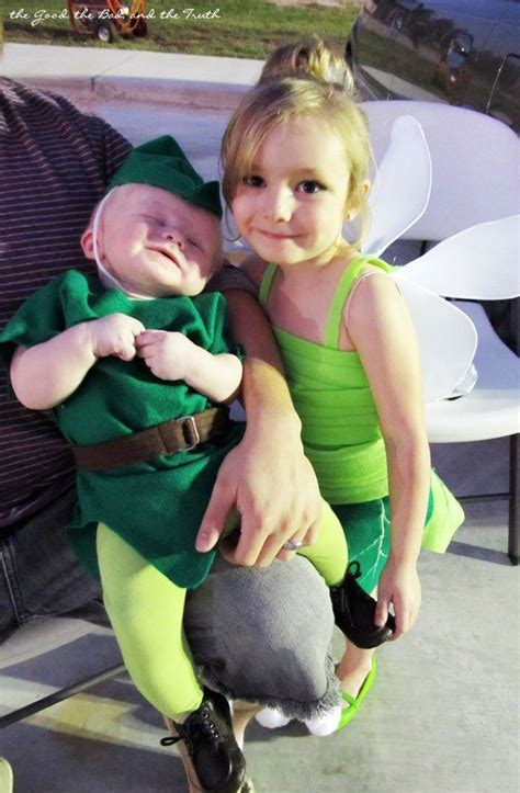 Handmade Tinkerbell Costume - pan tinkerbell costumes ideas for my