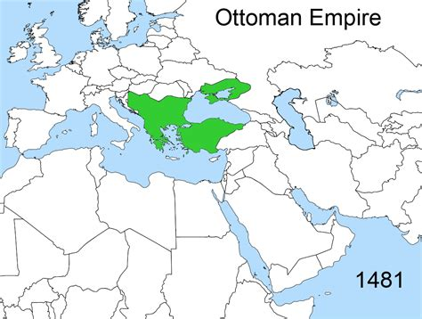 when was the ottoman empire founded maps which show parallels in history history repeating