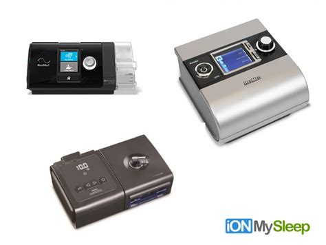 Types Of Cpap Machines by The Right Cpap Machine For You Ionmysleep
