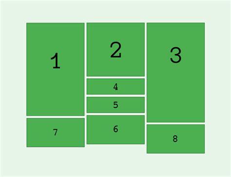 masonry layout using flexbox css grid css flexbox pinterest masonry style layout