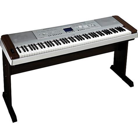 Keyboard Yamaha Dgx yamaha dgx 640 88 key digital piano musician s friend