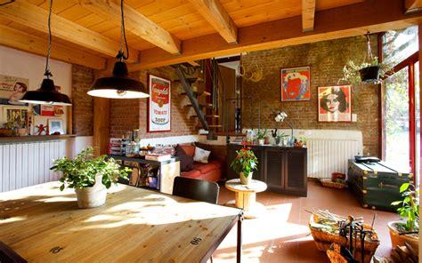 arredamento casa rustica awesome ex henhouse in turin interni casa rustica with