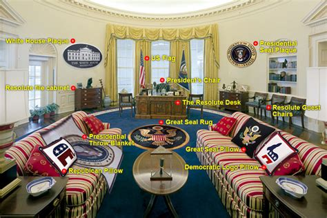 new oval office how to design your own oval office