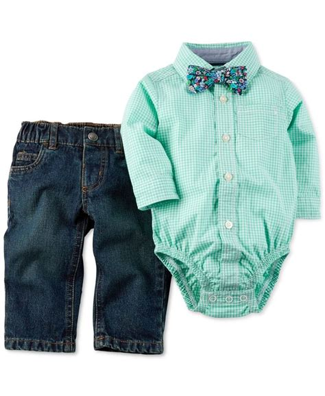 carters 3 piece baby boy plaid short 25 best ideas about carters kids clothes on pinterest