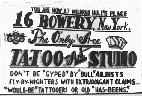 tattoo shops nyc open late tattoo history on the lower east side in nyc untapped cities