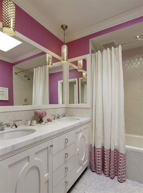 bathroom girl the granite gurus faq friday how should i use pink in a