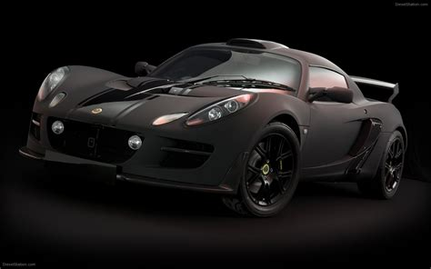 matte black lotus lotus exige matte black edition 2011 widescreen