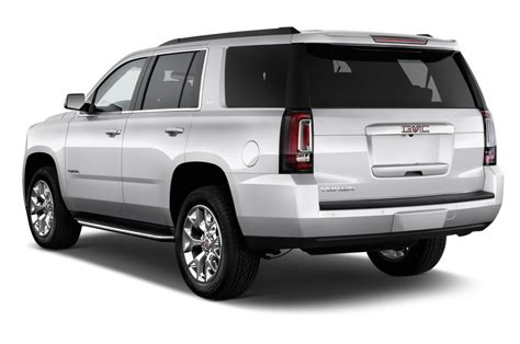 gmc yukon back 2017 gmc yukon reviews and rating motor trend