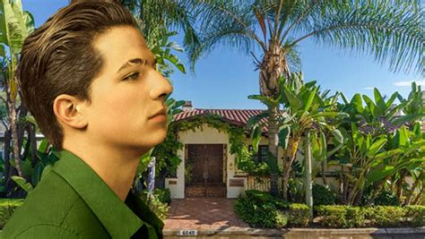 charlie puth house charlie puth 6640 whitley terrace charlie puth house