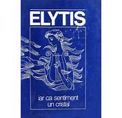 Iar Ca Sentiment Un Cristal  Odysseas Elytis