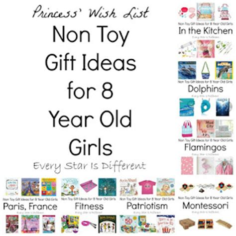 gift ideas for 6 8 year old girls every star is different