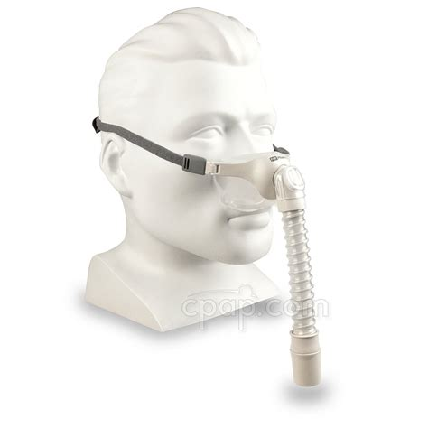 cpap pilairo q nasal pillow cpap mask with headgears