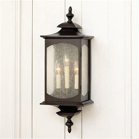 ballard design lighting concord 3 light outdoor sconce lighting ballard designs