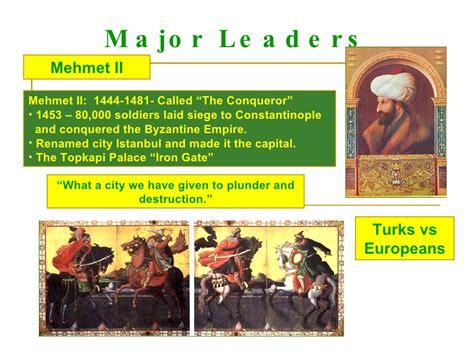 Mughal And Ottoman Empires Mughal And Ottoman Empires