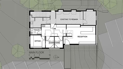 Dog Kennel Floor Plans Studio Zerbey Animal Hospital Remodel Chezerbey