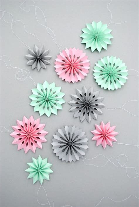 Origami Decorations - 559 best origami and paper craft images on