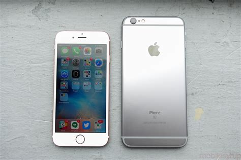 iphone 6s and iphone 6s plus review mobilesyrup