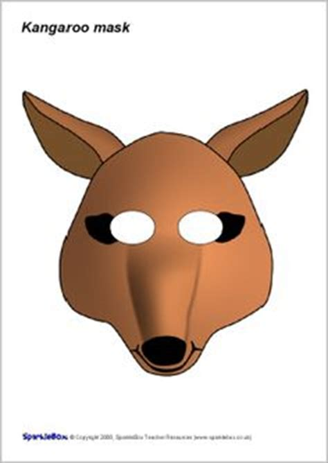 printable echidna mask 1000 images about australia on pinterest aboriginal