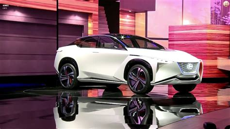 2020 Nissan Electric by 2020 Nissan Imx Electric Crossover Concept Vehicle