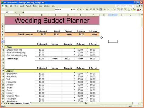 top result excel wedding budget template luxury wedding budget