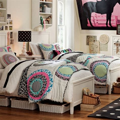 bedroom decor for teenage girl twin girls bedroom pictures easy home decorating ideas