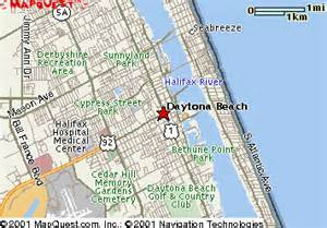 map daytona florida daytona fl maps