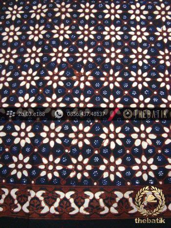 Sogan Cape Kupu motif batik hitam putih studio design gallery best