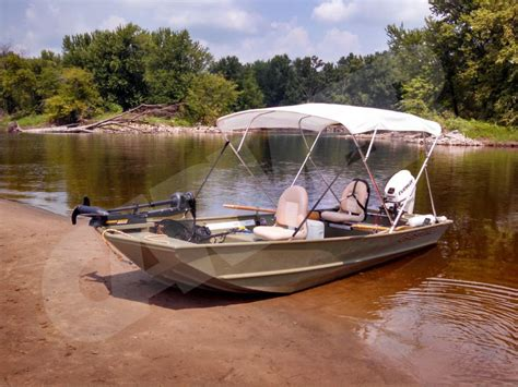 tin boat bimini top bimini height tinboats net