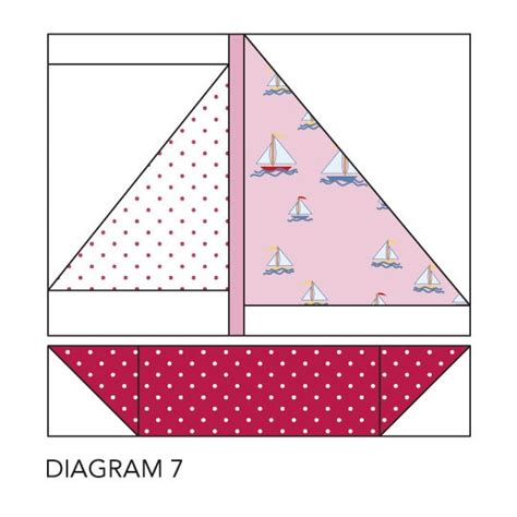 Boat Quilt Block Pattern by Pin By Beth Jabczynski On Quilting