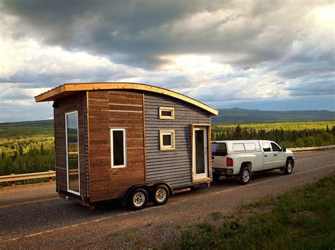 green design keeps this tiny mobile home warm in canada s