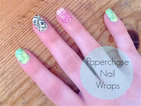 Nail Wraps by Review Paperchase Geo Nail Wraps Dressed