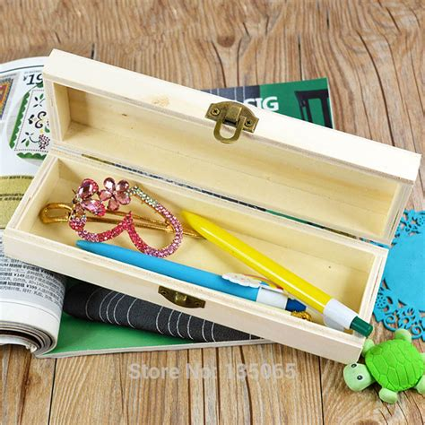 Handmade Pencil Box - handmade pencil box pen eiffel tower pencil