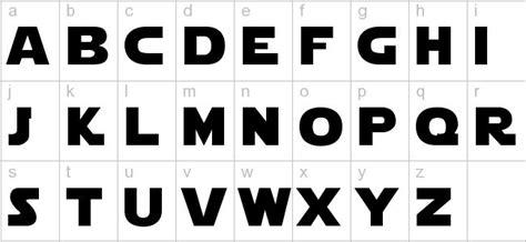 stencil lettere alfabeto da stare wars lettering levelings