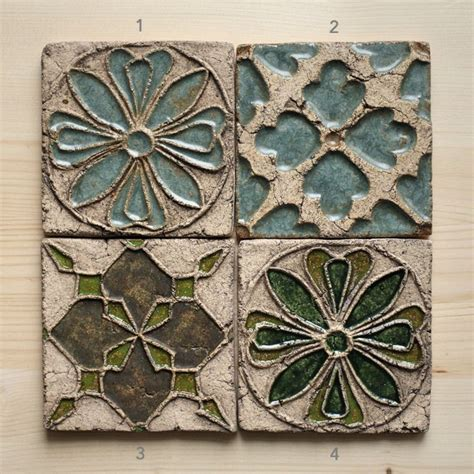 Handmade Tiles For Backsplash - best 25 handmade tiles ideas on blue kitchen
