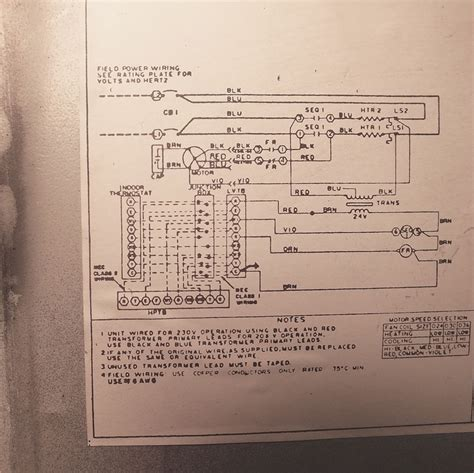 furnace wiring diagram symbols wiring diagram manual