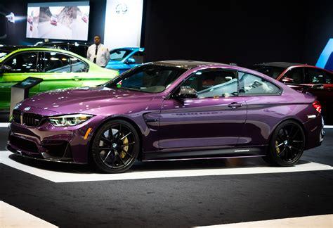 Bmw M4 Performance by Purple Silk Bmw M4 With M Performance Parts Bmw Car Tuning