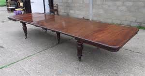 Large Dining Tables To Seat 16 Antique Furniture Warehouse 15ft Large Dining Table 4 5 Metre Early