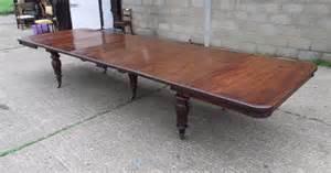 antique furniture warehouse 15ft large dining