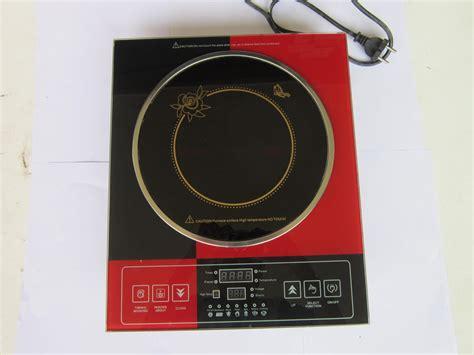 Kompor Electric kompor masak halogen german anv 005 digital timer kompor