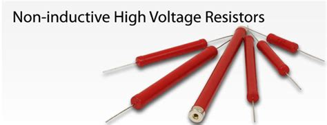 high voltage components ultra high voltage components